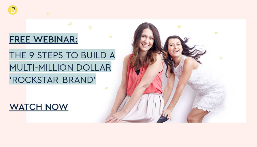 How to Build a Rockstar Brand Webinar